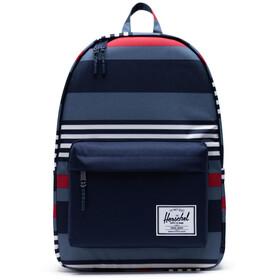Herschel Classic X-Large Backpack malibu stripe peacoat